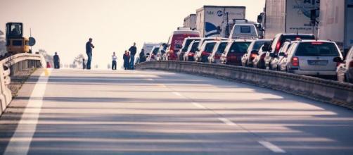 Normandie : 26 tonnes de bières déversés sur l'autoroute A86. Credit : Pixabay