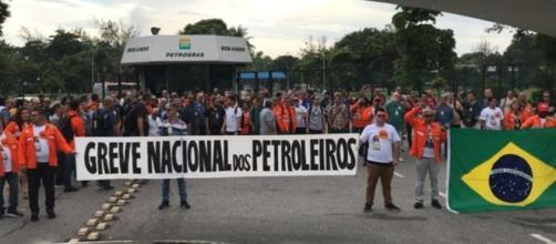 Por greve, TST bloqueia contas dos sindicatos e autoriza Petrobras a demitir por justa causa. (Arquivo Blasting News)