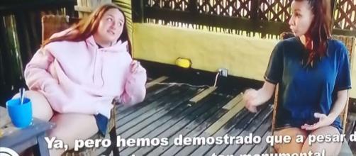 Primeras alianzas: Nueva amistad entre Fani y Rocio Flores - La ... - laisladelastentaciones.com