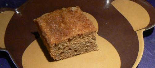 Week 5 - Applesauce Cake on a Monkey Plate [Source: John Fladd - Flickr]