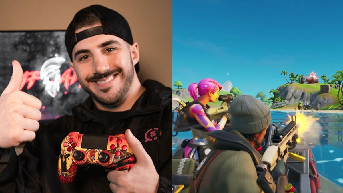 Professional Fortnite Players Mouse Pro Fortnite Controller Player Explains Why Console Is Superior To Pc