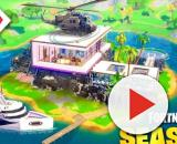 """Fortnite"" is getting many new locations in Season 2. [Image Credit: Ali-A / YouTube]"