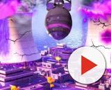 """""""Fortnite"""" teaser teases at the island destruction. [Image Credit: LispyJimmy / YouTube]"""
