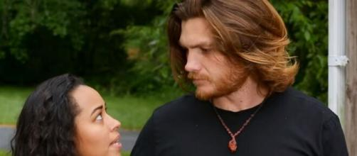 '90 Day Fiance': Trouble in paradise as Tania and Sygin's relationship crumbles further. [Image Source: TLC/YouTube]