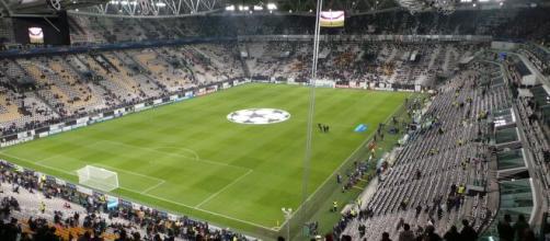 Allianz Stadium, stadio della Juventus.
