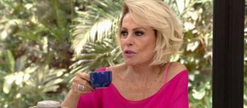 Ana Maria Braga se irritou com ex-BBB em café da manhã. (Reprodução/TV Globo)