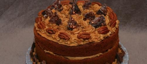 Coffee cake is a British classic. [Source: Eldriva - Flickr]