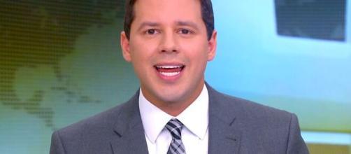 Dony de Nuccio pediu demissão da Rede Globo. (Foto: Reprodução de 'Jornal Hoje' (2019) / TV Globo)