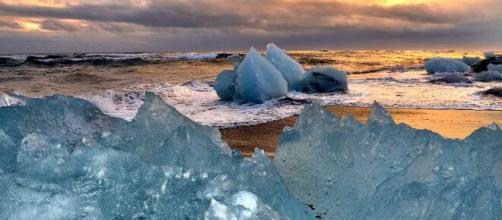 Islanda, uno scorcio di un paesaggio.