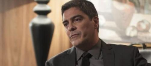 Junno Andrade em cena de 'Malhação: Toda Forma de Amar', em 2019. (Reprodução/TV Globo)