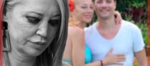 La criticada reaparición de Belén Esteban tras la muerte de su ex-marido