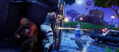 Team Rumble is getting massive changes in Chapter 2, Season 2 of 'Fortnite.' [Image Source: In-game screenshot]