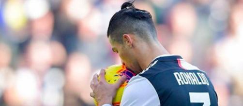 50 buts pour Ronaldo avec la Juve (Credit Image Instagram/cristiano)