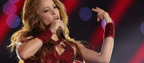 El Super Bowl fue una fiesta con Shakira