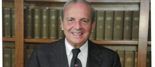 Giuseppe Morbidelli, professore emerito di Diritto amministrativo all'Università Sapienza di Roma