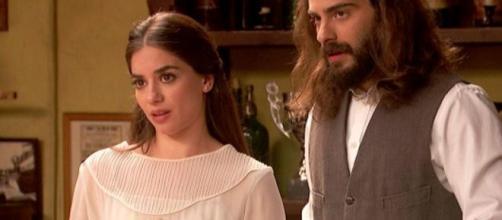 Il Segreto, trama 3 febbraio Elsa e Isaac annunciano la loro partenza.