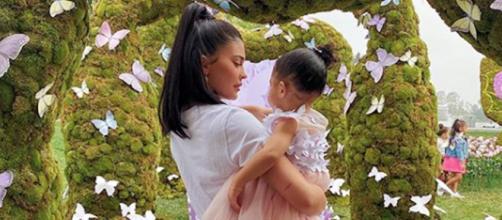 Kylie Jenner habría gastado una jugosa cifra para celebrar el segundo cumpleaños de su hija. - univision.com