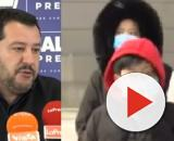 Matteo Salvini ha rilanciato un servizio di Quarta Repubblica sul coronavirus.