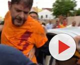 Senador Cid Gomes tenta entrar em batalhão da polícia com retroescavadeira e é baleado. ( Arquivo Blasting News )