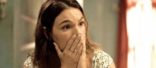 'Amor de Mãe', apesar da audiência, não vira assunto. (Reprodução/TV Globo)