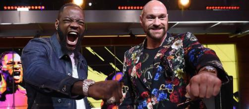 Deontay Wilder vs Tyson Fury, in Italia il match sarà visibile su Dazn.
