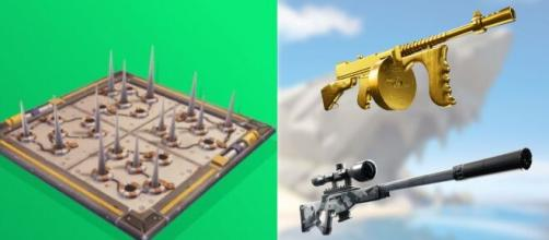"""""""Fortnite"""" Season 2 removes trap, adds other weapons. [Image Credit: Own work]"""