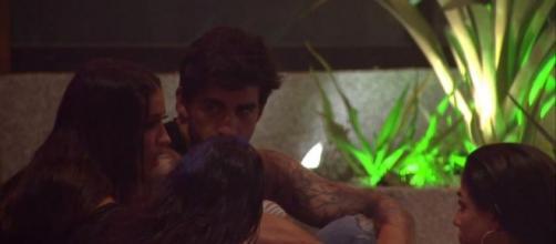 Guilherme já determinou o veto na prova do líder. (Reprodução/TV Globo)