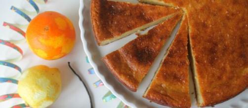 La prova del cuoco: testa di turco e migliaccio, due dolci tipici di Carnevale.