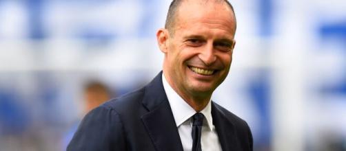 Max Allegri, possibile nuovo allenatore del Milan.
