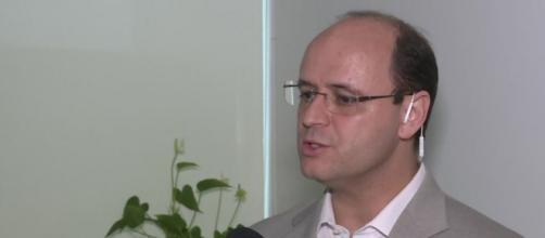 'Não me parece um caso para chamar polícia', diz secretário de Educação de SP. (Reprodução/TV Globo)