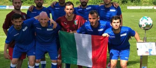 Nazionale Azzurra di Calcio a 7 paralimpico