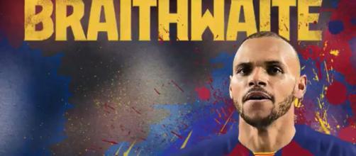Oficial: Braithwaite ya es nuevo jugador del Barcelona | Goal.com - goal.com