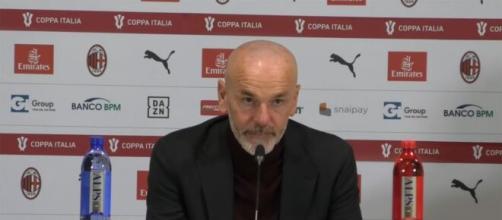 Stefano Pioli in conferenza post-partita di Coppa Italia