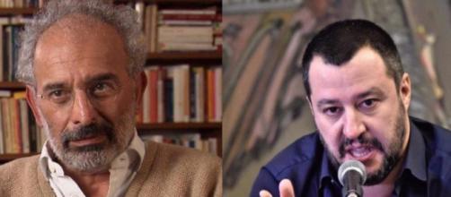 Strage di Hanau, scontro social tra Gad Lerner e Matteo Salvini