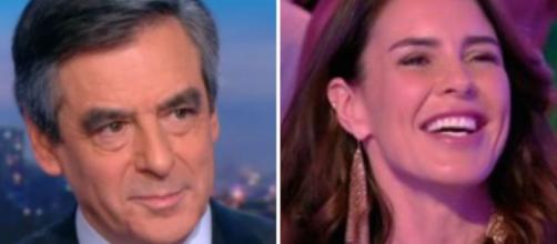 TPMP : Sophie Coste dit s'être faite draguée par François Fillon. Credit: TF1/C8 Capture