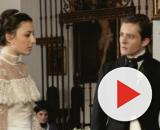 Una Vita: durante il matrimonio, Lucia decide di non sposare più Samuel.