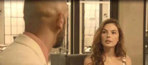Betina tem decisão final em 'Amor de Mãe'. (Reprodução/TV Globo)