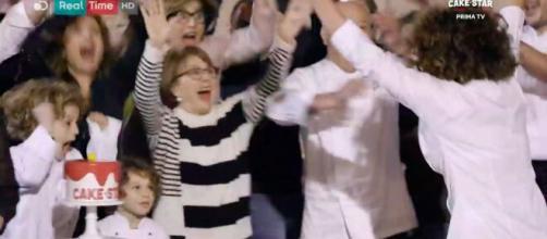 Cake Star, Palermo: vince la Don Gino di Adriana