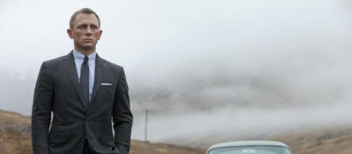 Daniel Craig posa como o agente James Bond. (Arquivo Blasting News)