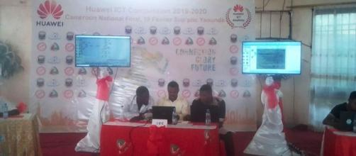 Finale de Huawei ICT Academy à SUPP'TIC à Yaoundé (c) Odile Pahai