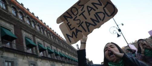 Las mexicanas protestarán el próximo 9 de marzo en contra de los feminicidios.