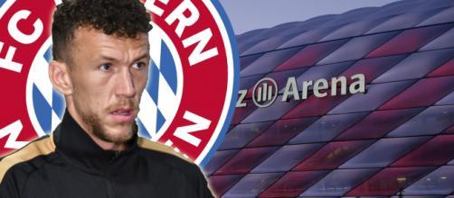 L'esterno croato Ivan Perisic di proprietà dell'Inter, quest'anno in prestito al Bayern Monaco