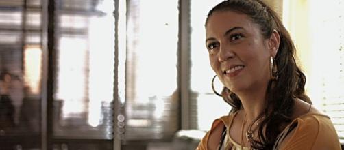 Penha enfrenta Álvaro em 'Amor de Mãe'. (Reprodução/TV Globo)