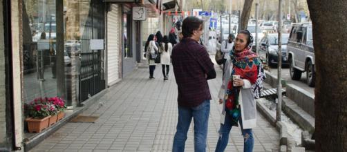 Selon les informations de l'OMP, la farce électorale a été fortement boycottée en Iran. Credit : Flickr