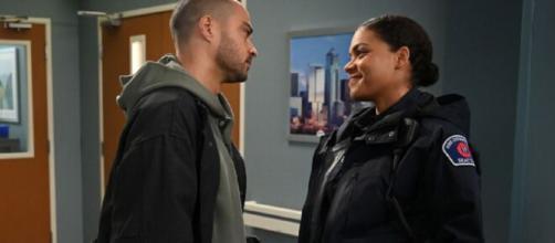 Spoiler Grey's Anatomy 16x17: Jackson Avery e Vic affrontano i primi problemi di coppia