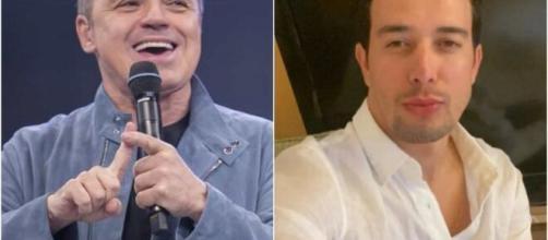Thiago Salvático, suposto namorado de Gugu Liberato usa suas redes sociais para falar do apresentador. (Arquivo Blasting News).