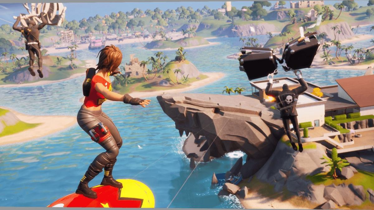 Epic Games Warns Fortnite Players About Battle Pass Skins Selection