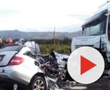 Abruzzo: venerdì notte tragico, tre incidenti stradali provocano tre morti.