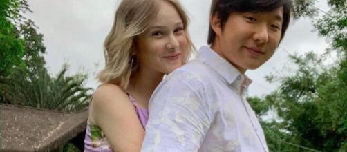 A esposa de Pyong Lee, Sammy Lee, usou suas redes sociais para fazer um desabafo. (Reprodução/Instagram/@sammylee)