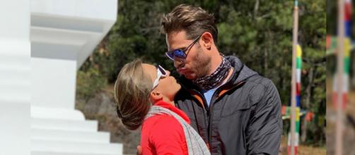 Angelique Boyer e Sebastián Rulli não pensam em se casar. (Instagram @angeliqueboyer)